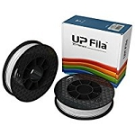 UP ABS+ Filament - White 2-Pack (for UP Mini 2/UP BOX+ Printers)